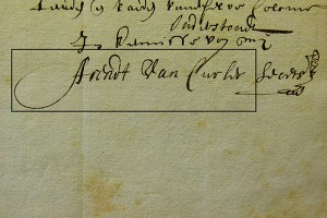 handtekening Arend van Curler 2_600px